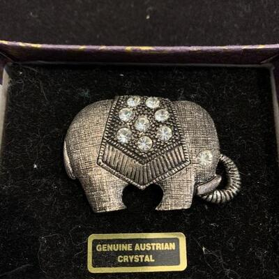 New in Box Genuine Australian Crystals