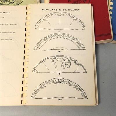 Haviland China Patterns Guide Books