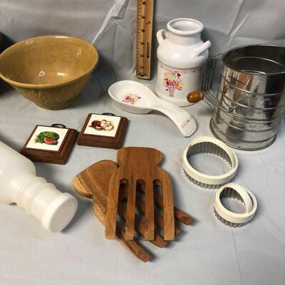 Mixed Kitchen Items