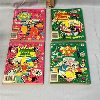 1977-1978 Jughead Jones Comic Digest