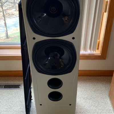 Tannoy Saturn S10 Concentric tower speakers