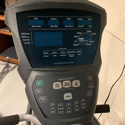 Octane Fitness XR6CE recumbent elliptical MSRP $3,200