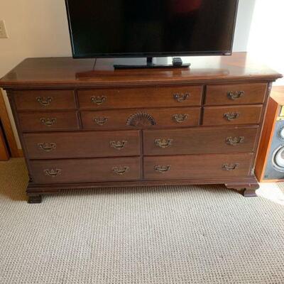 Dresser by Arlington / Mahogany