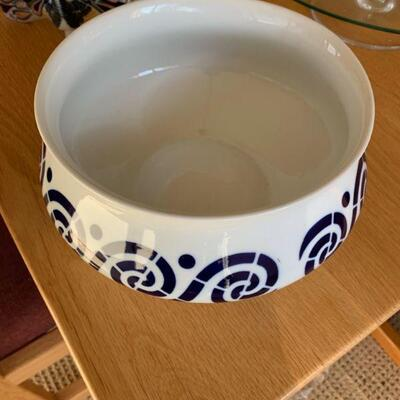 Sargadelos hand painted bowl
