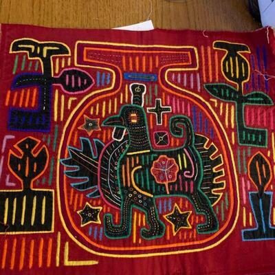 Tapestry 2' x 2'