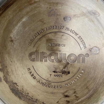 Pair of Circulon Pans