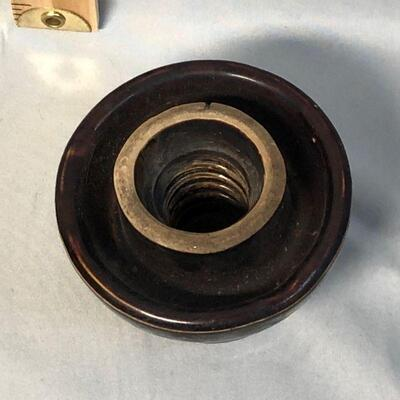 Lot 19 - Ohio Brass Porcelain Insulator