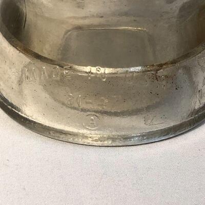Lot 20 - Whitall Tatum No 1 Glass Insulator