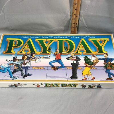 Lot 25 - Payday Board Game