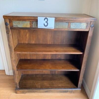 LOT#3LR: Bookshelf
