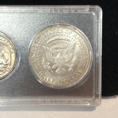 Lot 11 - Set of 1966 US Coins