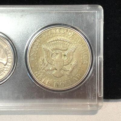 Lot 12 - Set of 1967 US Coins