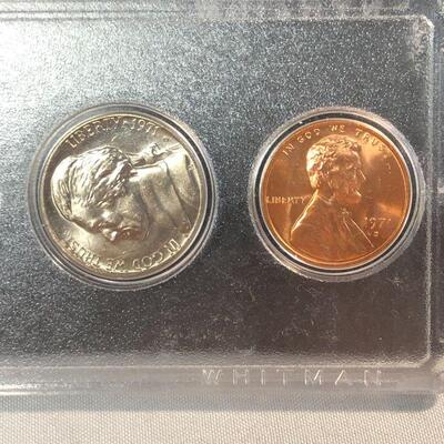 Lot 13 - Set of 1971 US Coins