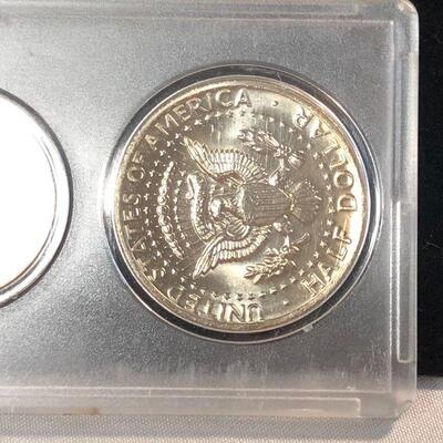 Lot 14 - Set of 1973 US Coins