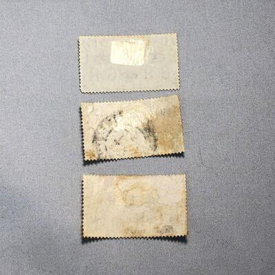 Lot 20 - 3 King George V Silver Jubilee Stamps