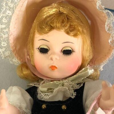 Lot 10 - Vintage Madame Alexander Doll Bo-Peep