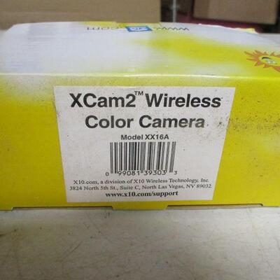 Lot 4 - XCAM2 Wireless Color Camera Model XX16A
