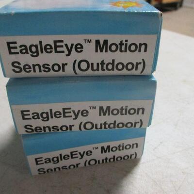 Lot 11 - X10 Eagle Eye Motion Sensor Indoor/Outdoor MS14A