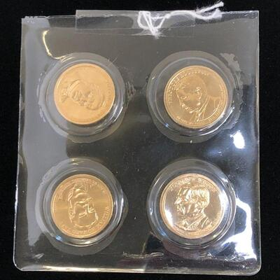 Lot 15 - Presidential Coins