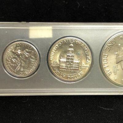 Lot 19 - 1976 D Coin Set