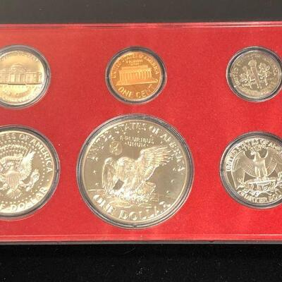 Lot 23 - 1974 S Coin Proof Set