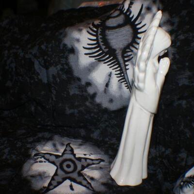 Porcelain White Praying Angel