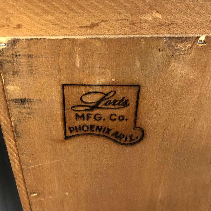 """This bookcase is in excellent condition with a couple of scratches, but nothing significant.  It has adjustable shelves and the pegs are all there.  It stands just under 36"""" tall, just shy of 44"""" long and 12"""" deep."""