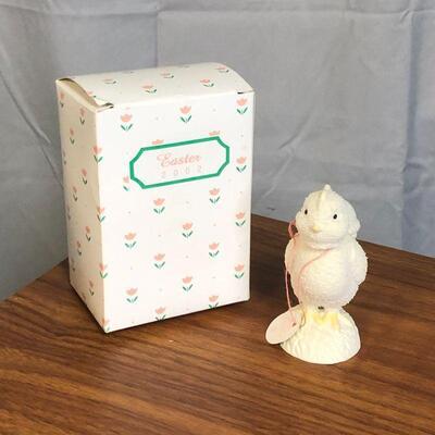 Lot 48 - 2002 Dept 56 Easter Bobble Head Chick