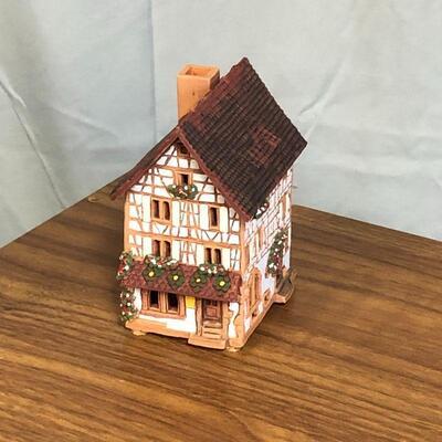 Lot 53 - Midene Tealight Incense House GOOGLE THIS