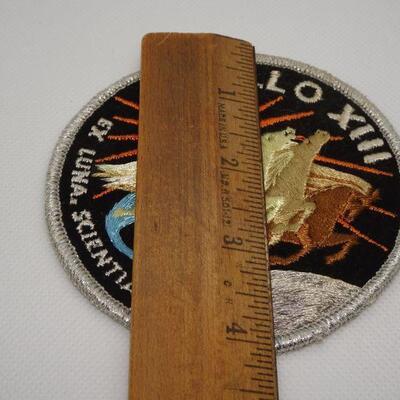 Vintage Apollo XIII Collector Patch, Luna Scientia