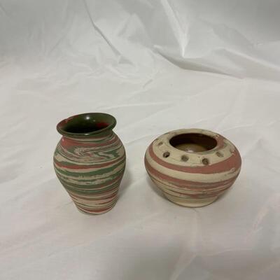 .9. VINTAGE | Silver Spring FLA Pottery | Vases