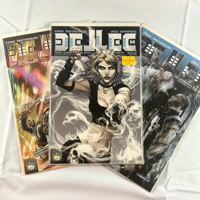 Aspen Comics - DELLEC
