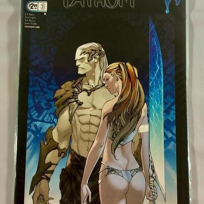 Aspen Comics - Michael Turner's Fathom - Collected