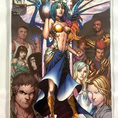 Aspen Comics - Michael Turner's Soulfire