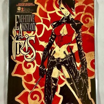 Aspen Comics - Executive Assistant Iris - 2009