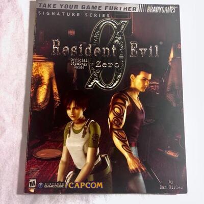 Brady - Resident Evil - RPG
