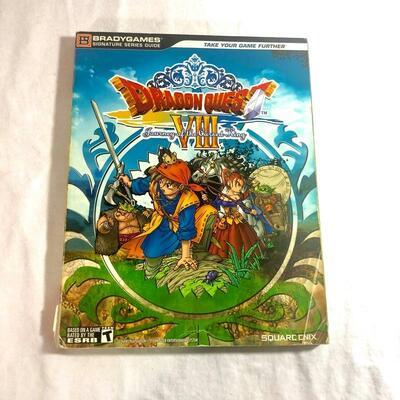 Brady - Dragon Quest VIII - RPG