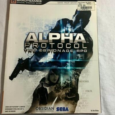 Brady - Alpha Protocol - RPG
