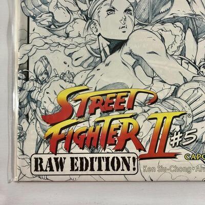 CapCom - Udon Comics - Street Fighter II