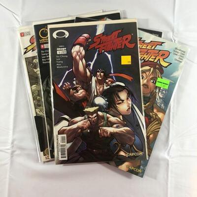 CapCom - Udon Comics - Street Fighter, incl Foil Edition