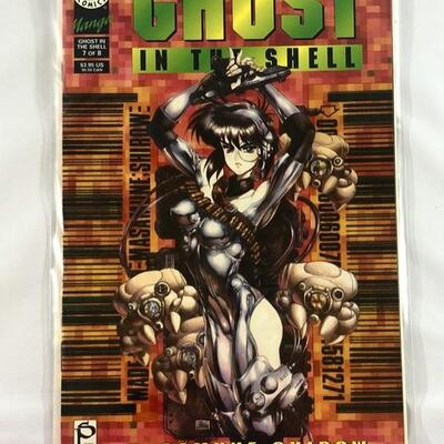 Dark Horse - Ghost  - In the Shell