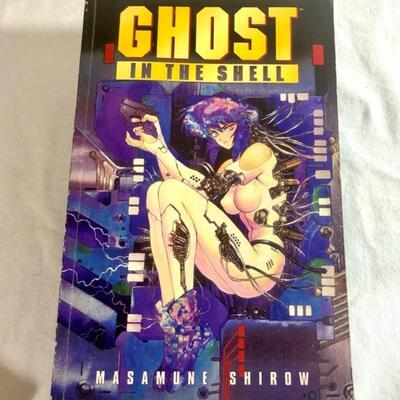Dark Horse - Ghost - Graphic Novel