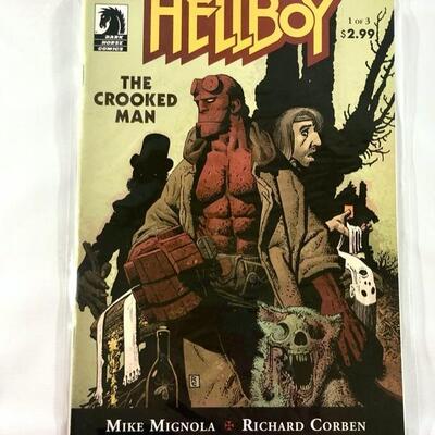 Dark Horse - Hellboy - The Crooked Man