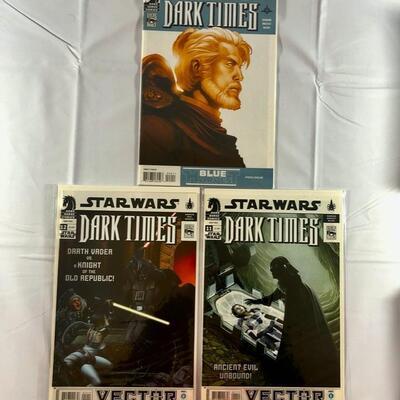 Dark Horse - Star Wars - Dark Times
