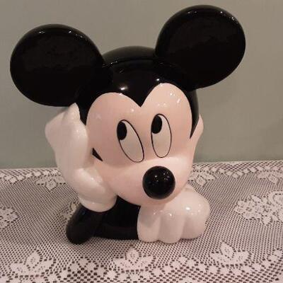 Micky Mouse Cookie Jar