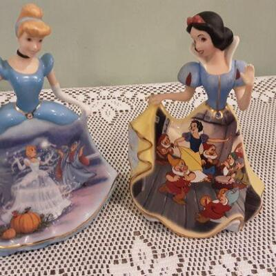 LOT Cinderella and Snow White Bells