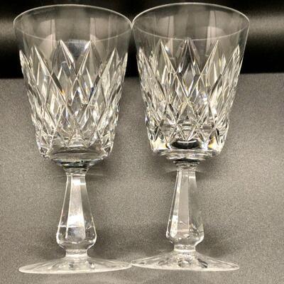 Waterford Crystal 6