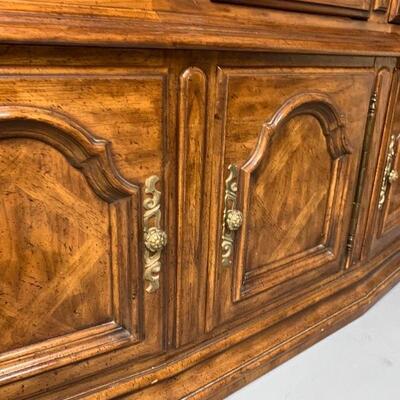 Drexel Wooden Hutch