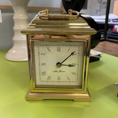 Seth Thomas Golden Clock