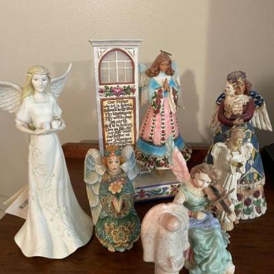 A set of Angels